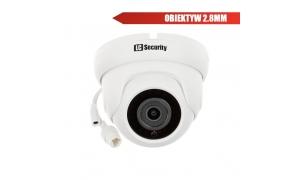 ® LC-544 IP PoE - Kamera kopułkowa 5 Mpix