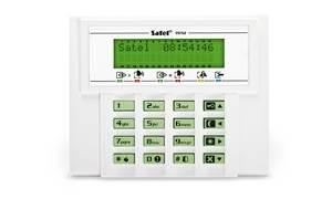 Manipulator Satel VERSA-LCD-GR