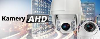 Kamery AHD - monitoring analogowy w HD