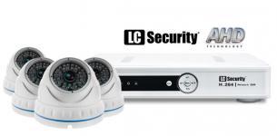 Oferta kamer LC Security AHD stale rośnie!