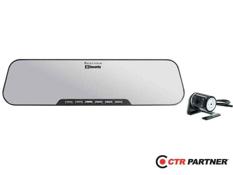 ® LC-185CD - Kamera samochodowa lusterko