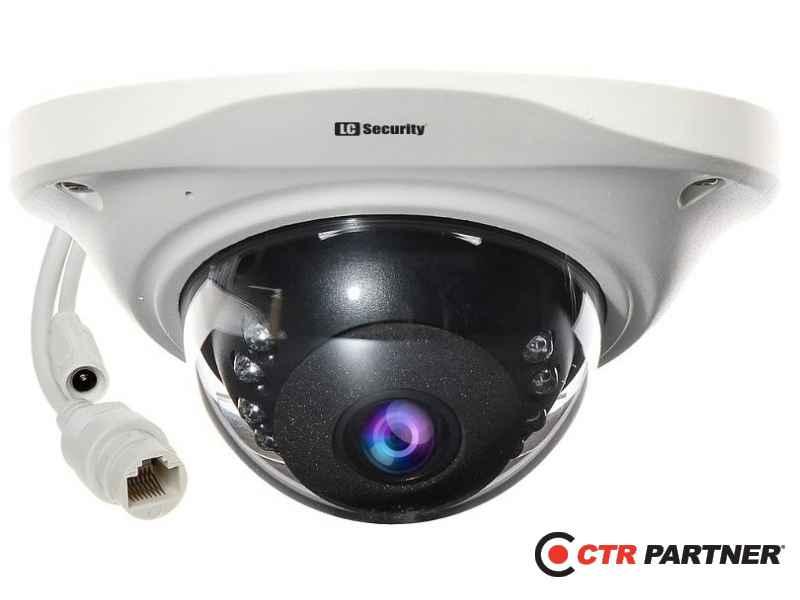 ®  LC-FE3 3.6mm - Wewnętrzna kamera IP Full HD