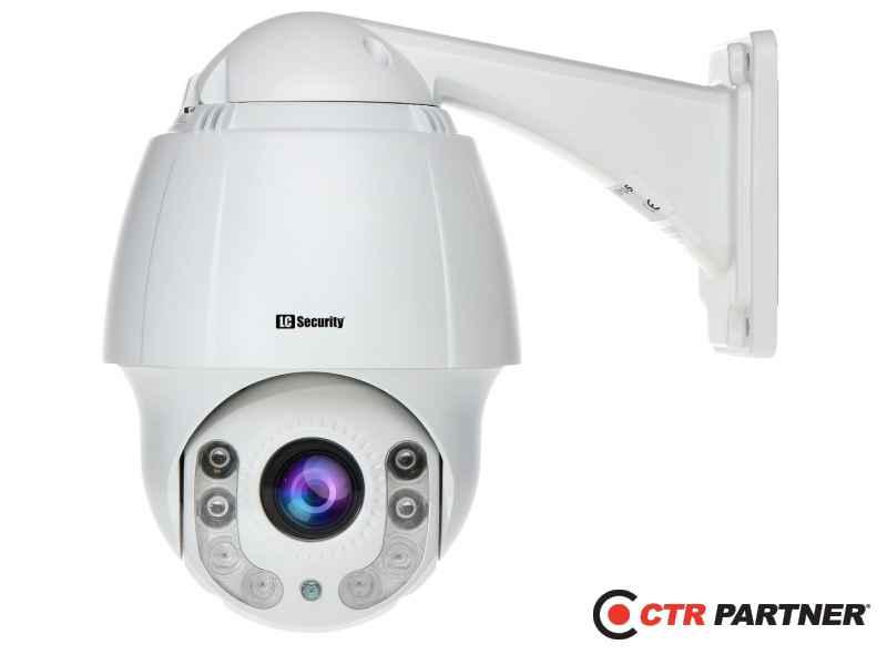 ® LC-HDX44 IP - Zmiennoogniskowa kamera obrotowa IP