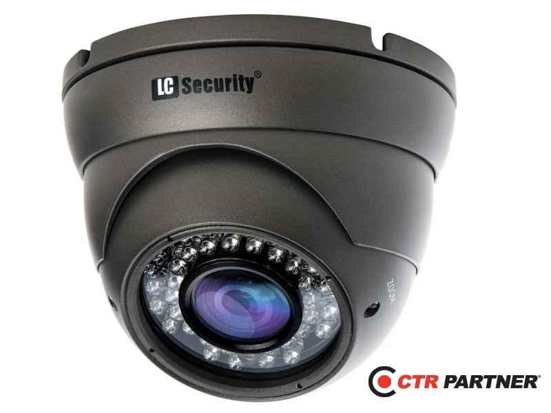® LC-SZ1000 - Kopułkowa kamera wewnętrzna 1000TVL