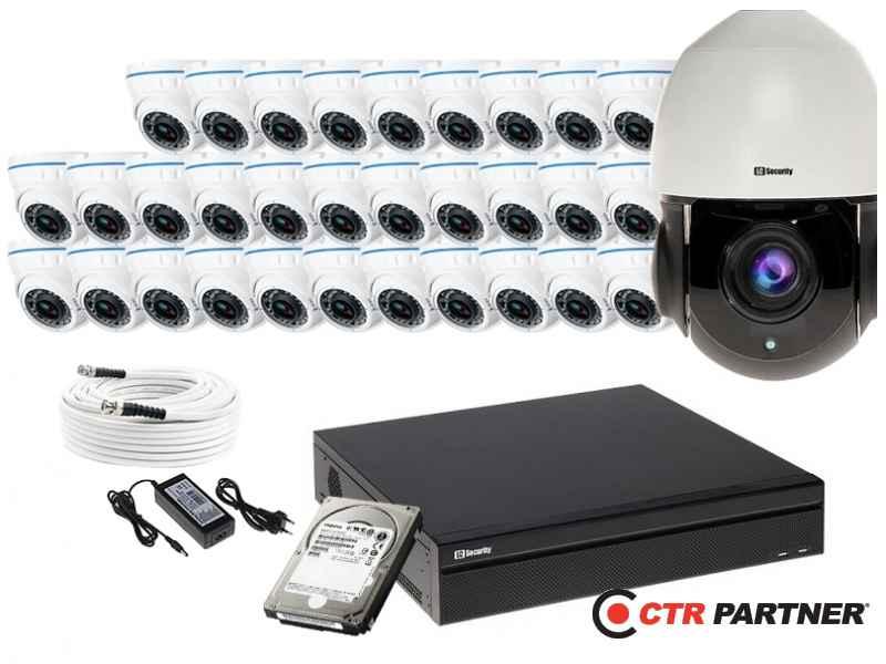 Zestaw 31xLC-676 AHD + LC-HDX24 AHD + akcesoria + 1TB