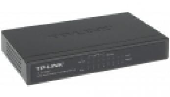 TL-SG1008P - Przełącznik sieciowy PoE