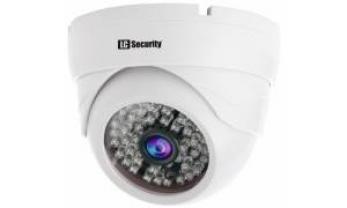 ® LC-450 Mpix - Kopułkowa kamera z oświetlaczem