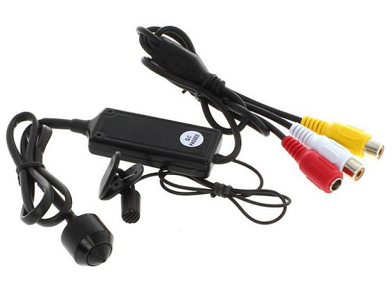 Mini kamera przemysłowa LC-S762