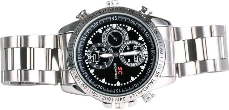 Zegarek z kamerą LC-W404 HD