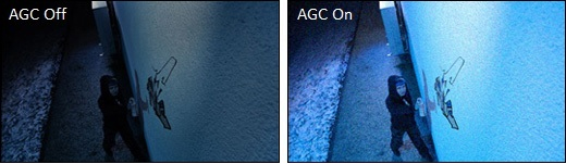 Funkcja AGC