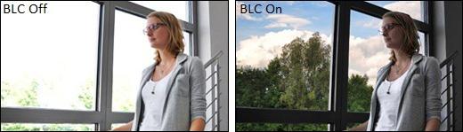 Funkcja BLC