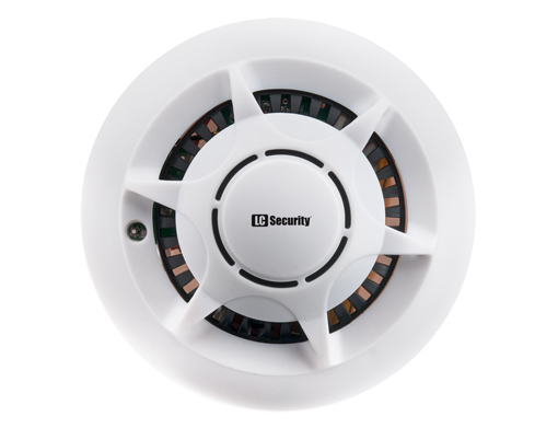 ® LC-116 IP - kamera WiFi w czujce dymu : Kamery IP wewnętrzne